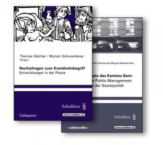 Büchertitel der «Edition Weblaw»